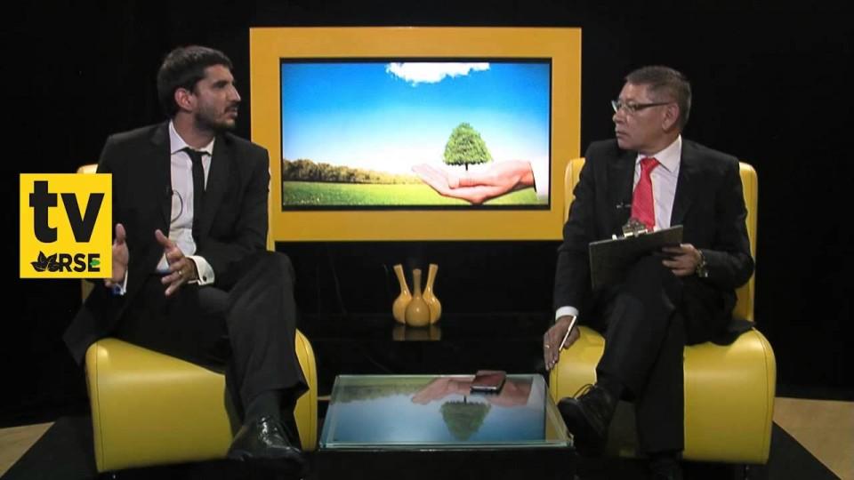 RSE TV: ENTREVISTA A ARTURO MONTALVAN, COUNTRY DIRECTOR DE ORIFLAME COSMETICS PERÚ