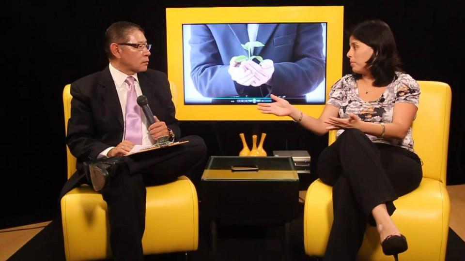 RSE TV: MERCEDES GÓMEZ, DIR. FAC. GESTIÓN AMBIENTAL EMPRESARIAL DE LA USIL