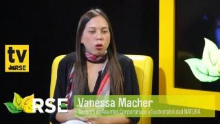 RSE TV: VANESSA MACHER, GERENTE DE SUSTENTABILIDAD NATURA COSMETICS