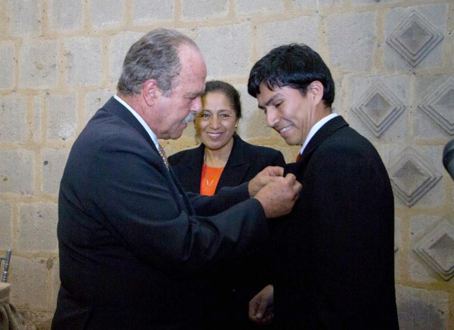 El Programa de Becas Cajamarca es impulsado por la Asociación Los Andes de Cajamarca, organismo corporativo de Yanacocha.