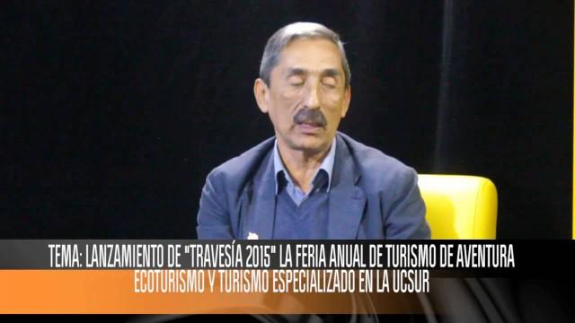 ENTREVISTA A ELMER BARRIO DE MENDOZA, PRESIDENTE DE APTAE