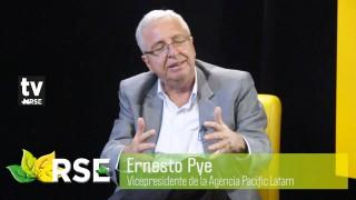 ENTREVISTA A ERNESTO PYE, VICEPRESIDENTE DE PACIFIC LATAM