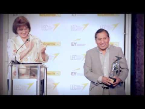 EY PERÚ: CEREMONIA PREMIO LEC – LIDERES EMPRESARIALES DEL CAMBIO 2015