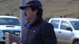 CONVENIO MARCO ANTAPACCAY: ENTREGA DE 118 ALPACAS HUISAPATA 2015