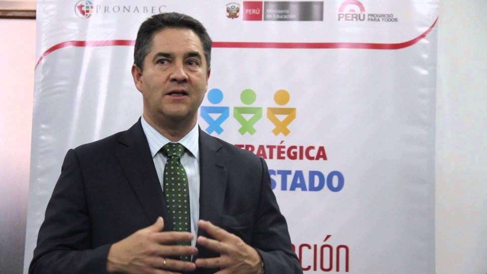 PRONABEC Y NESTLÉ SUSCRIBEN DECLARACIÓN DE INTENCIÓN PARA BECARIOS DE BECA18