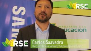 """SEGUNDA EDICIÓN DEL CONCURSO NACIONAL SAMSUNG """"SOLUCIONES PARA EL FUTURO"""""""