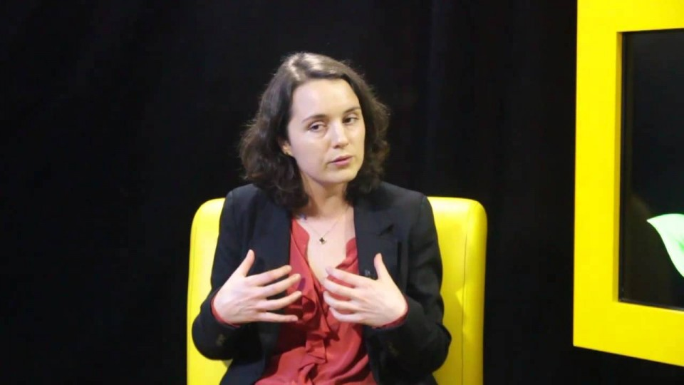 SOPHIE PERDRISET, LÍDER DE RELACIONES CORP. Y COMUNITARIAS DE IBM DEL PERÚ