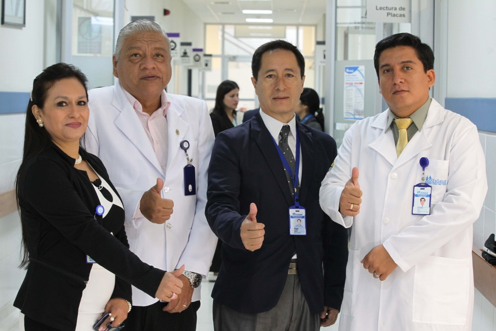 Seguro Social otorgó premio Kaelin a investigadores que lograron grandes aportes en reducir mortalidad de pacientes con diabetes y cáncer de mama.