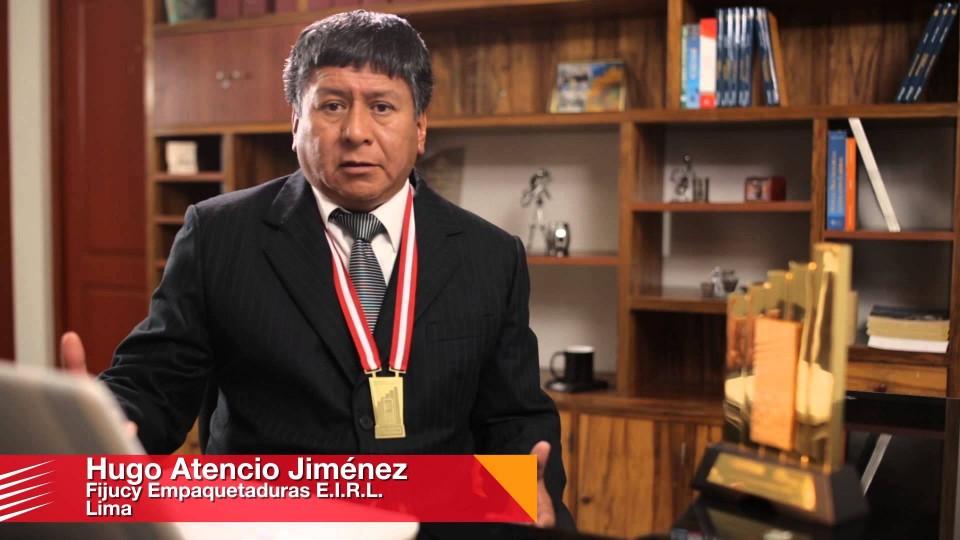VIDEO: GANADORES DEL PREMIO NACIONAL A LA MYPE