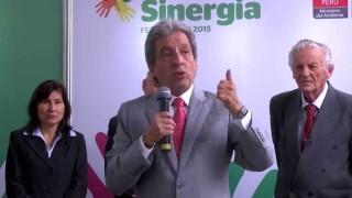 SE INICIO LA FERIA SINERGÍA 2015 CON 116 PROYECTOS AMBIENTALES