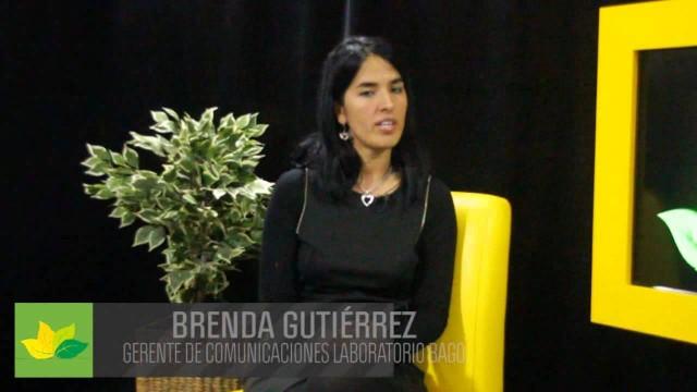 ENTREVISTA A BRENDA GUTIÉRREZ, GERENTE DE COMUNICACIONES DE LABORATORIO BAGÓ