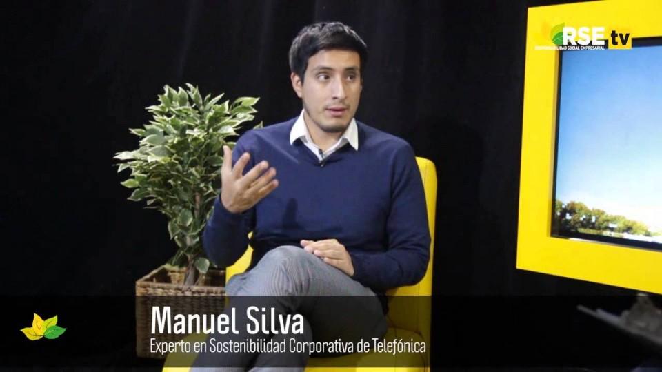 """LA ESTRATEGIA """"GREEN TIC"""" DE TELEFÓNICA"""