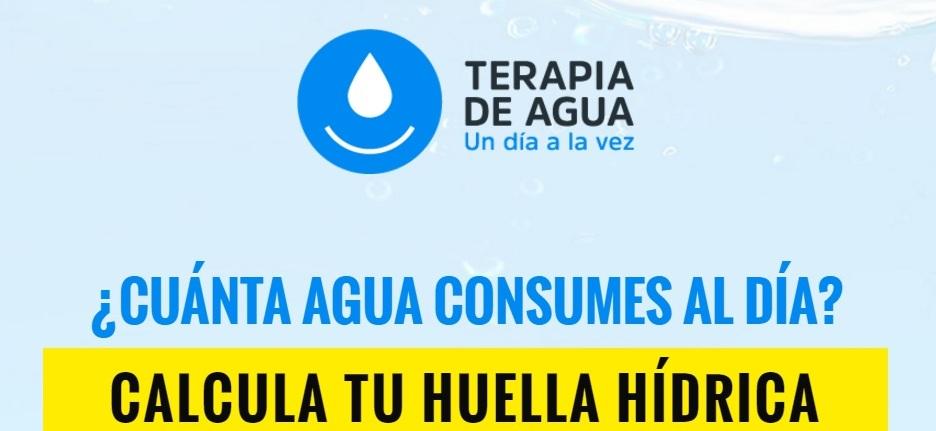 """""""TERAPIA DE AGUA"""", LA NUEVA WEB QUE NOS AYUDARÁ A CUIDAR EL AGUA"""