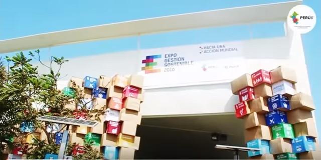 EMPRESAS EXPONEN SUS PROGRAMAS DE RS EN LA EXPO GESTIÓN SOSTENIBLE