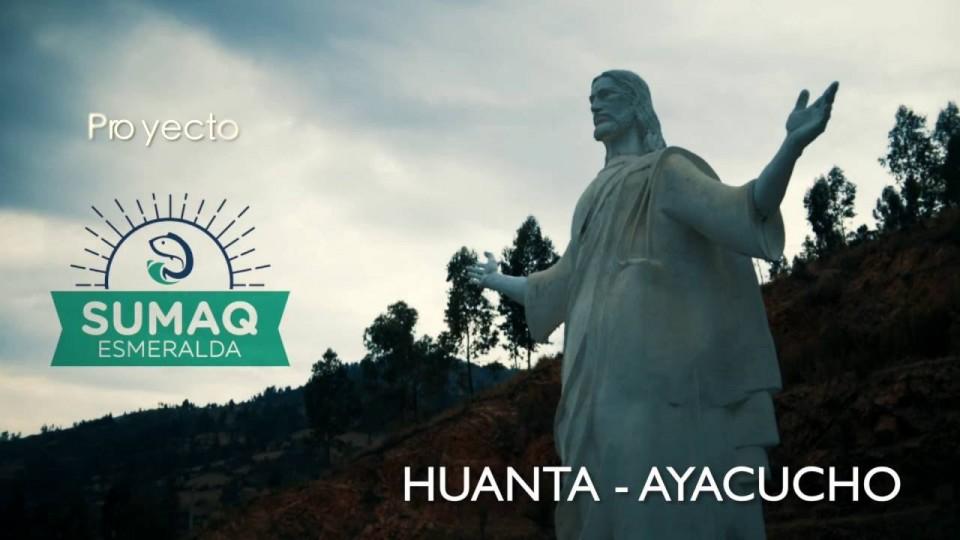 EMPRESA TASA GANADOR DEL PREMIO DE LIDERAZGO E INNOVACIÓN CON PROYECTO SUMAQ EN HUANTA