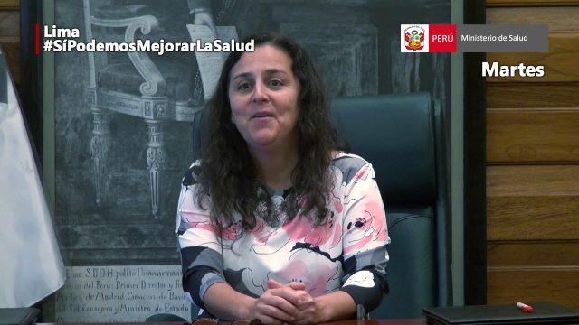 FIRMA DE CONVENIO ENTRE MINSA Y CLÍNICAS GOOD HOPE Y RICARDO PALMA