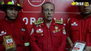 """CAMPAÑA """"EL EQUIPO DE TODOS"""" ESPERA RECAUDAR 1 MILLON DE SOLES EN FAVOR DE LOS BOMBEROS VOLUNTARIOS"""