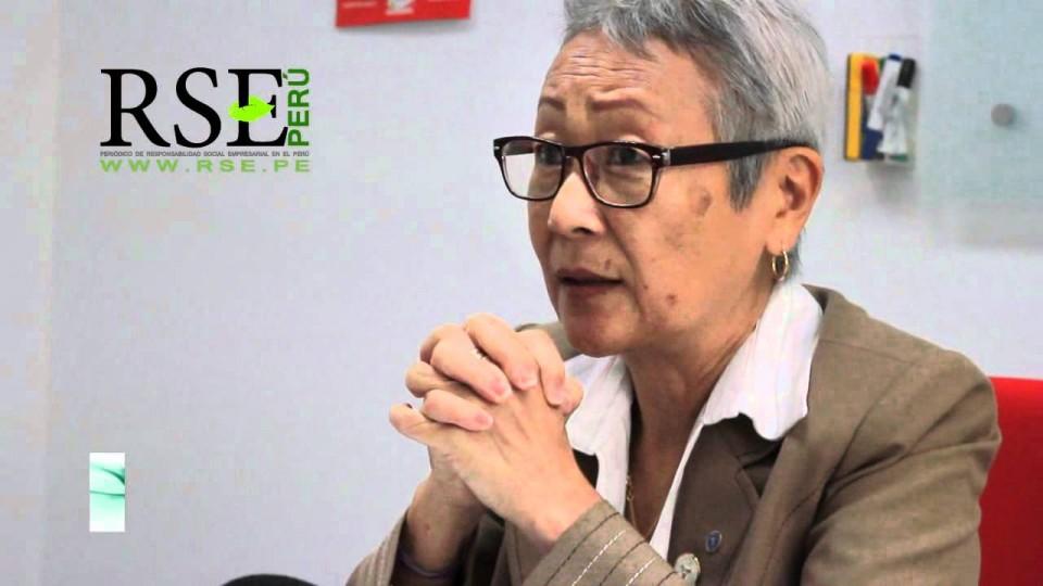 ENTREVISTA A DORA SATO GERENTE DE RS DE AJINOMOTO DEL PERÚ