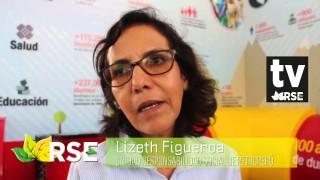 EXPO GESTIÓN SOSTENIBLE 2015: ENTREVISTA A LIZETH FIGUEROA DE PETROPERÚ