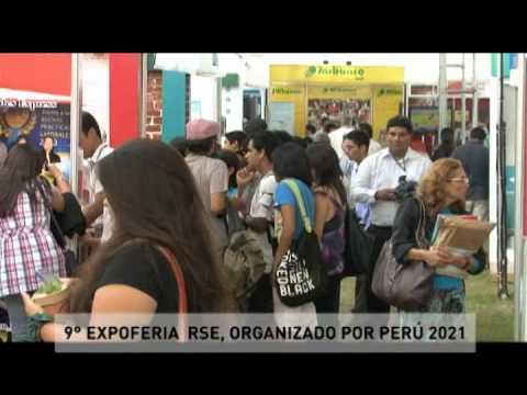 IX EXPOFERIA DE RESPONSABILIDAD SOCIAL DE PERU 2021 Y LA PUCP