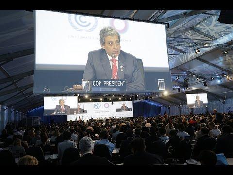 LOS LOGROS DE LA COP20 REALIZADO EN PERÚ