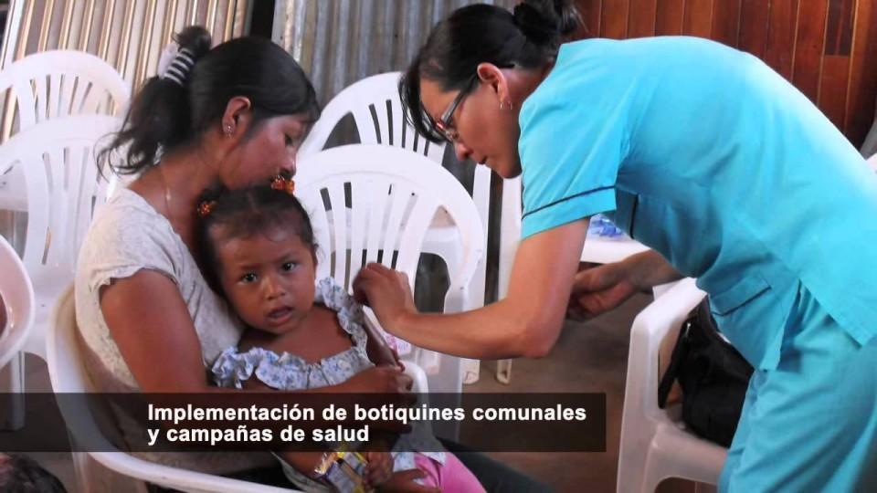 VIDEO DE RSE DE AGUAYTIA ENERGY PERÚ