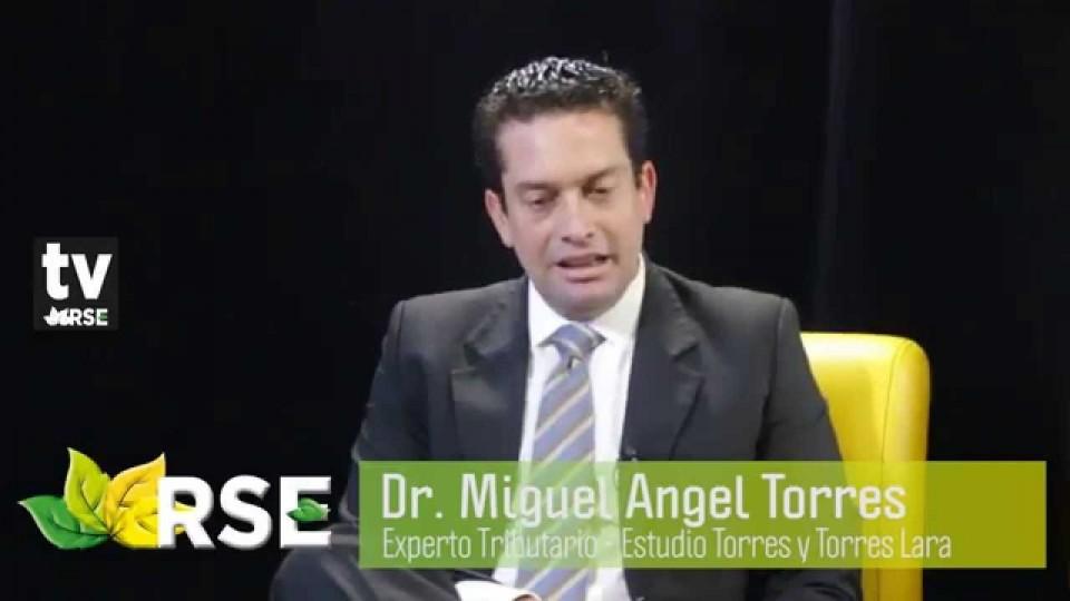 ENTREVISTA AL DR. MIGUEL ANGEL TORRES, SOCIO PRINCIPAL DEL ESTUDIO TORRES Y TORRES LARA