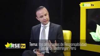 ENTREVISTA A JAVIER CASTRO COUNTRY MANAGER DE BOEHRINGER INGELHEIM PERÚ