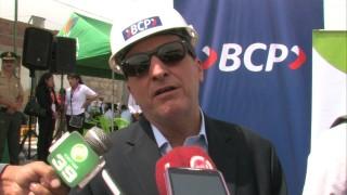 BCP ENTREGA OBRA POR IMPUESTO EN AREQUIPA CON INVERSIÓN DE S/. 17 MILLONES