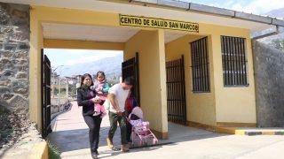 ANTAMINA: MÁS DE CINCO MIL ATENCIONES ALCANZARON LAS CAMPAÑAS MÉDICAS EN SAN MARCOS