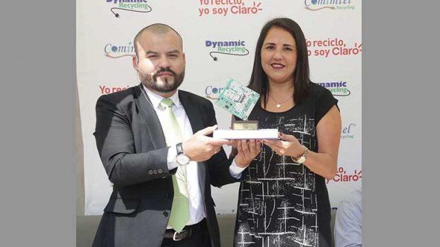 GESTIÓN SOSTENIBLE DEL RECICLAJE EN LA CAMPAÑA «YO RECLICLO, YO SOY CLARO»