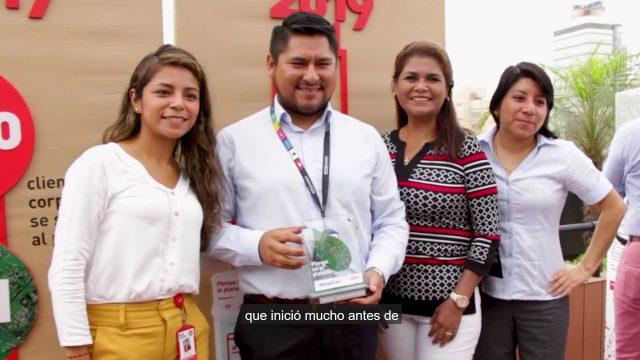 RECICLA 2019: RECONOCIMIENTO A LAS EMPRESAS COMPROMETIDAS CON EL AMBIENTE
